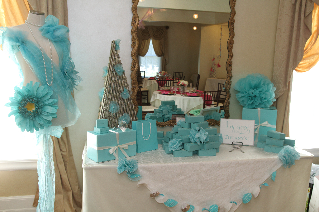Top Bridal Shower Venues Tiffany Juliet House